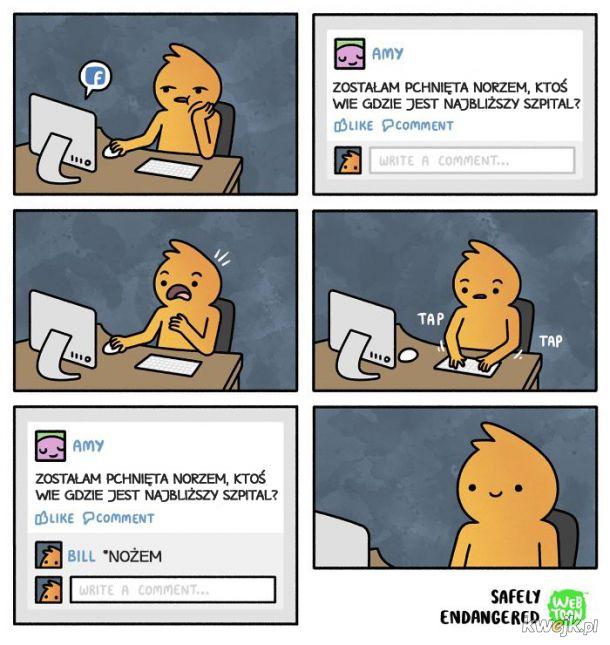 Cała prawda o Internecie (w komiksach)
