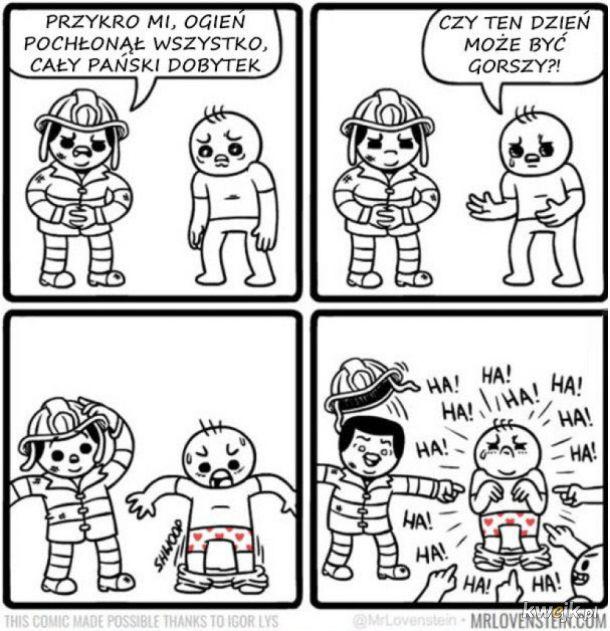 Komiksy Mr. Lovenstein