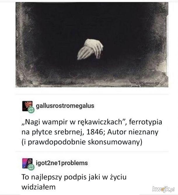 Jedyne zdjęcie wampira