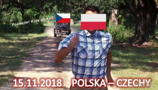 18.11.2018 Polska - Czechy skrót meczu !
