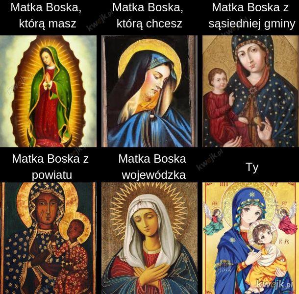 Karuzela z Madonnami