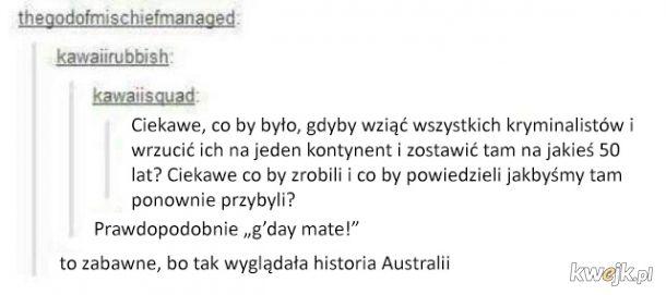 Historia Australii w skrócie