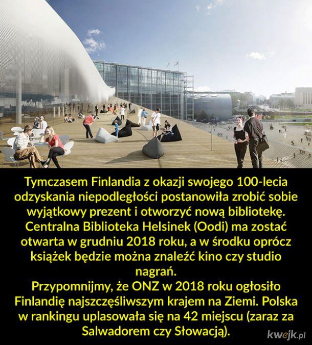 100-lecie niepodległości Finlandii