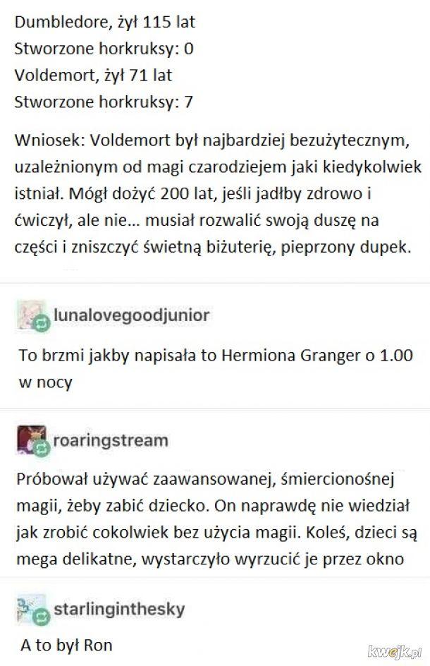 Bez magii się nie obędzie