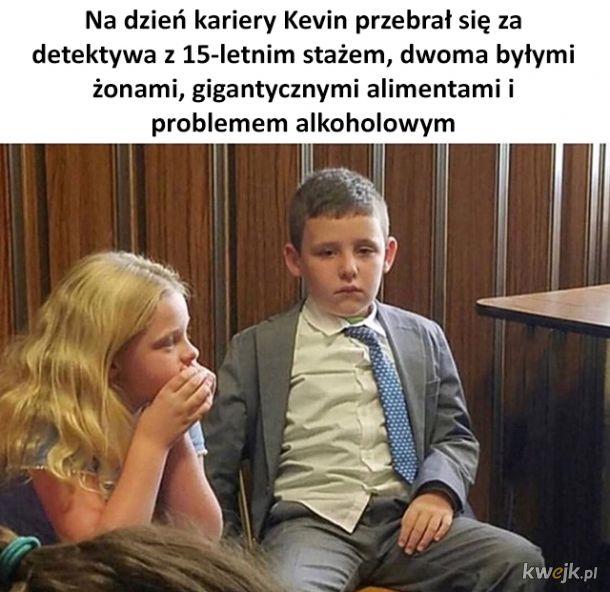 Wiadomo kim dzieciak będzie w przyszłości