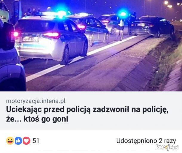 Halo? Policja?