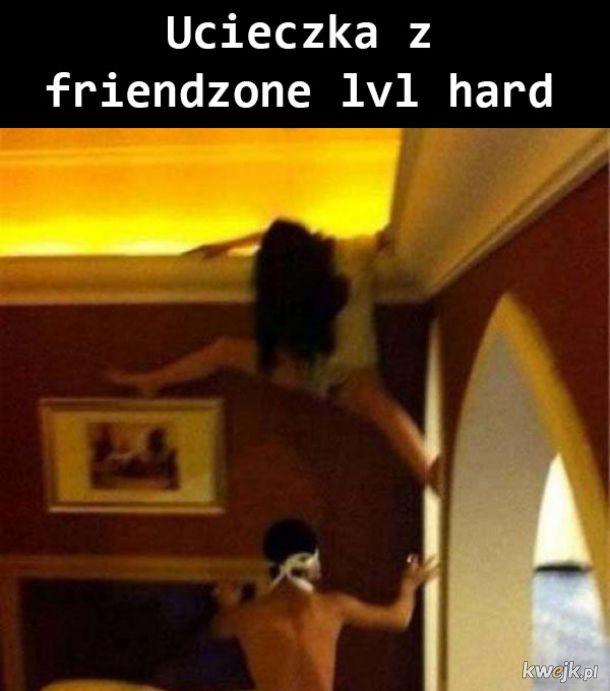 Wyjście z friendzona