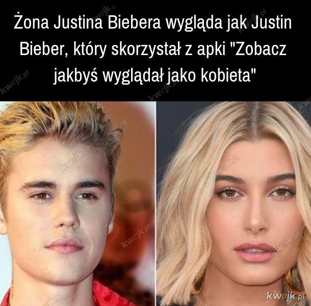 Pan i Pani Bieber