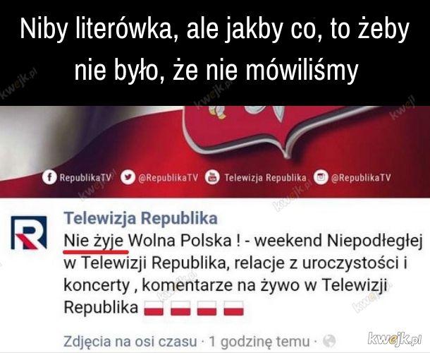 Freudowski błąd TV Republika