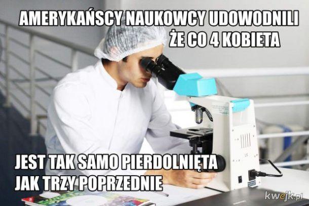 Naukowcy nie kłamią