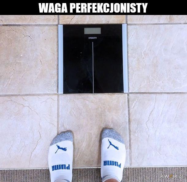 perfekcyjna waga
