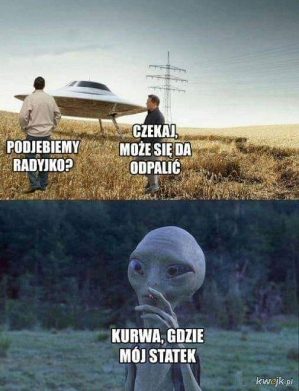 Biedne UFO