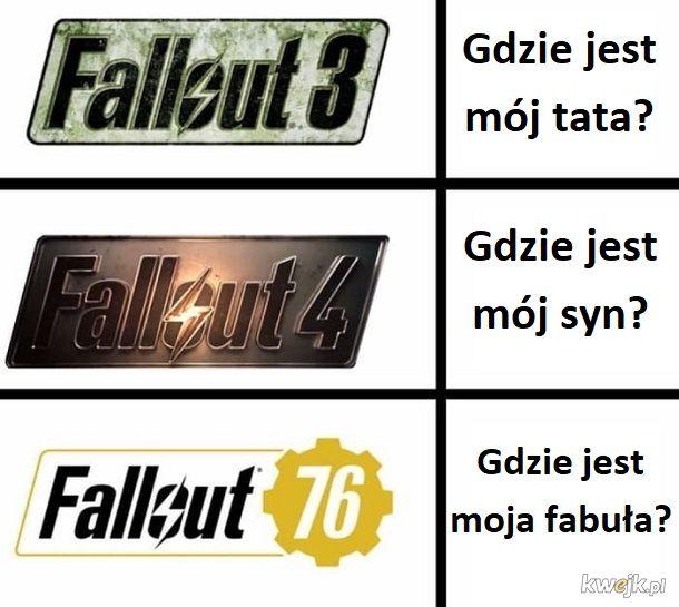 Historia w Fallout