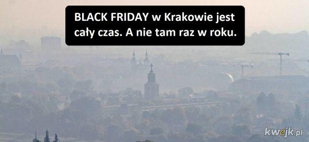 Kraków się nie patyczkuje.