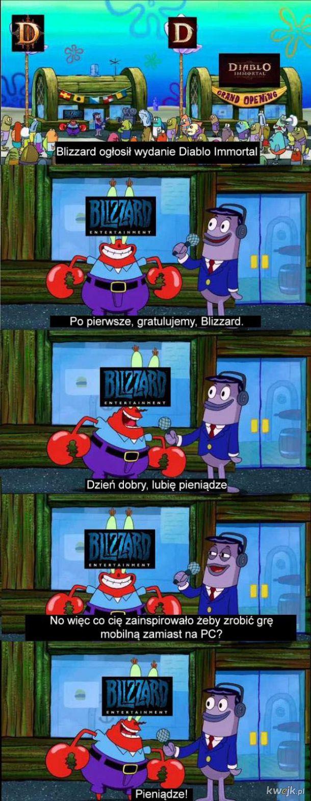 Logika Blizzarda