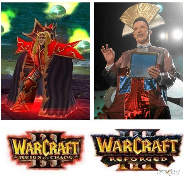 Nowy Warcraft zapowiada się wspaniale
