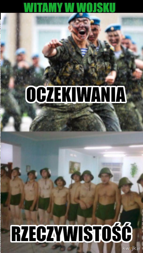 armia robi z chłopców mężczyzn