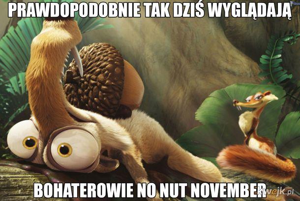 Panowie, jutro 1 grudnia :)