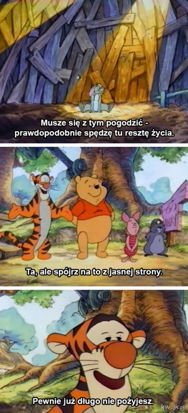 Co ten tygrysek