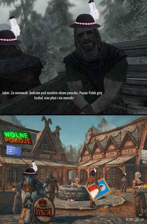 Elder Scrolls: Zakopane