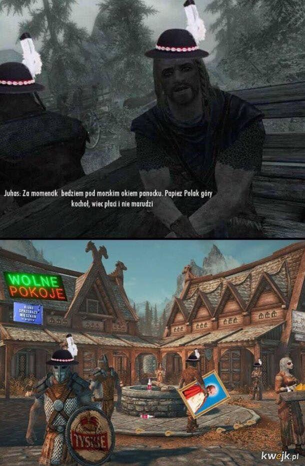 The Elder Scrolls VI: Tatry