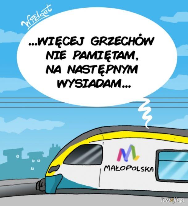 Koleje Małopolska