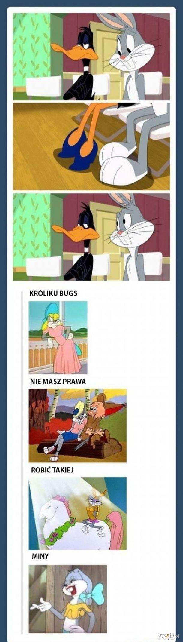 Królik Bugs