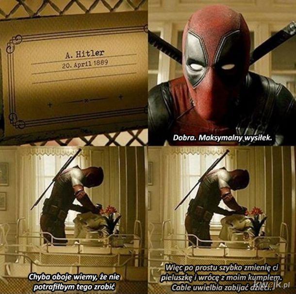 Deadpool kontra Hitler