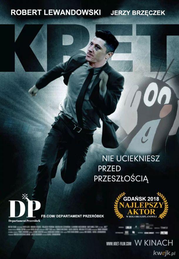 Kret polska czechy