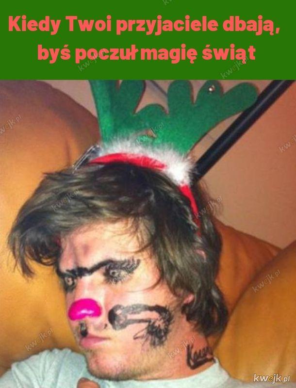 Poczuj magię tych świąt!