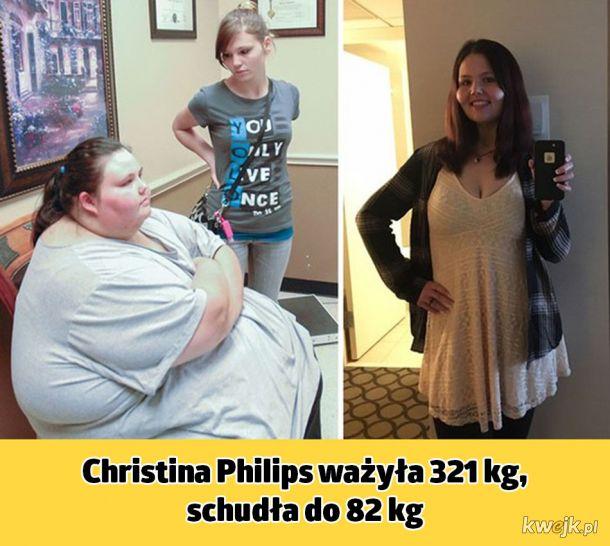 Niesamowite transformacje, które dowodzą, że każdy może się zmienić