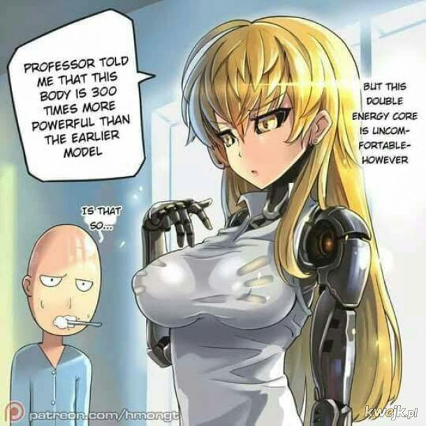 That Genos..ia.