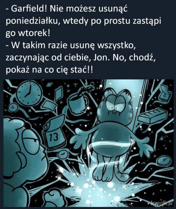 Garfield Wszechmogący