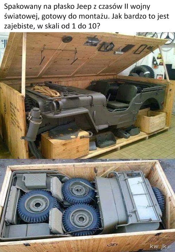 Kompaktowy Jeep