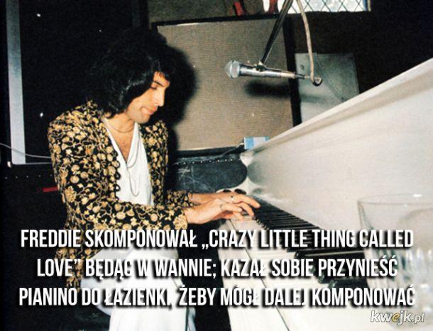 Kilka rzeczy, których mogliście nie wiedzieć o Freddiem Mercury, z okaji rocznicy śmierci