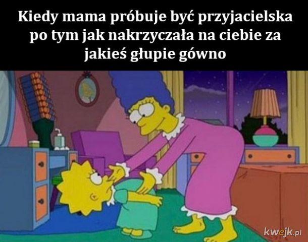 Nie tym razem mamo