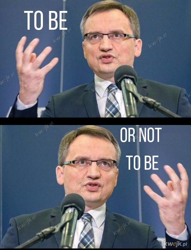 Kiedy Minister Sprawedliwości dyskutuje z Prokuratorem Generalnym