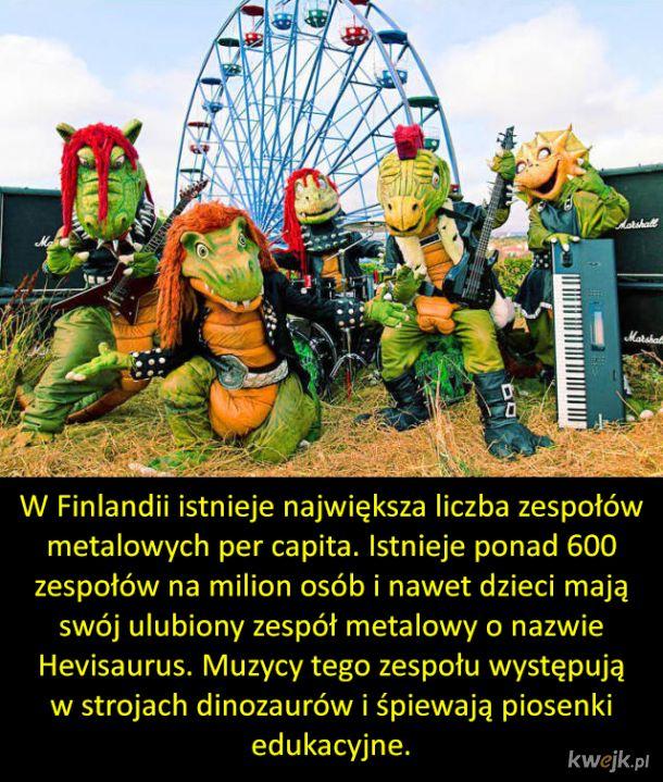 Kilka dowodów na to, że Finlandia jest niesamowitym miejscem