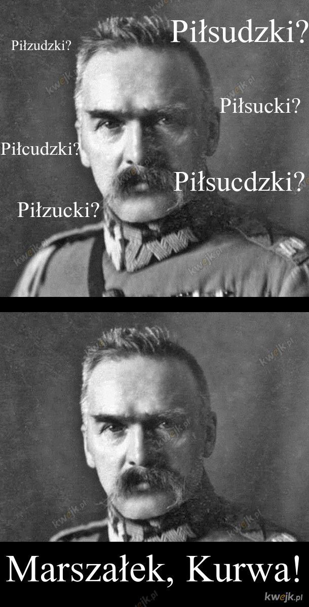 Marszałek!