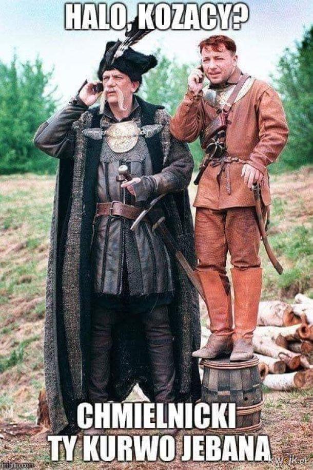 Halo, kozacy?