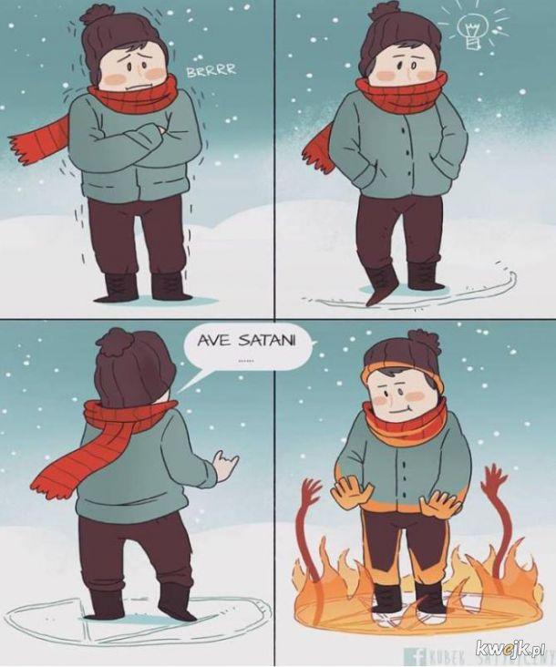 Jak sprawić czy było cieplej