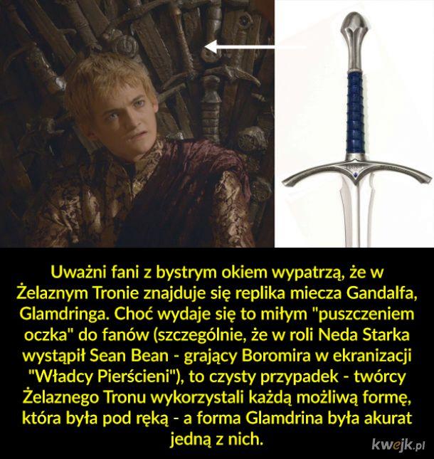 """Ciekawostki o """"Grze o Tron"""" (cz. 2)"""