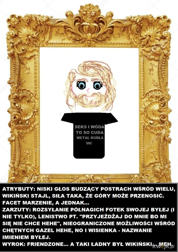 Złota galeria musn't have mojego życia xD