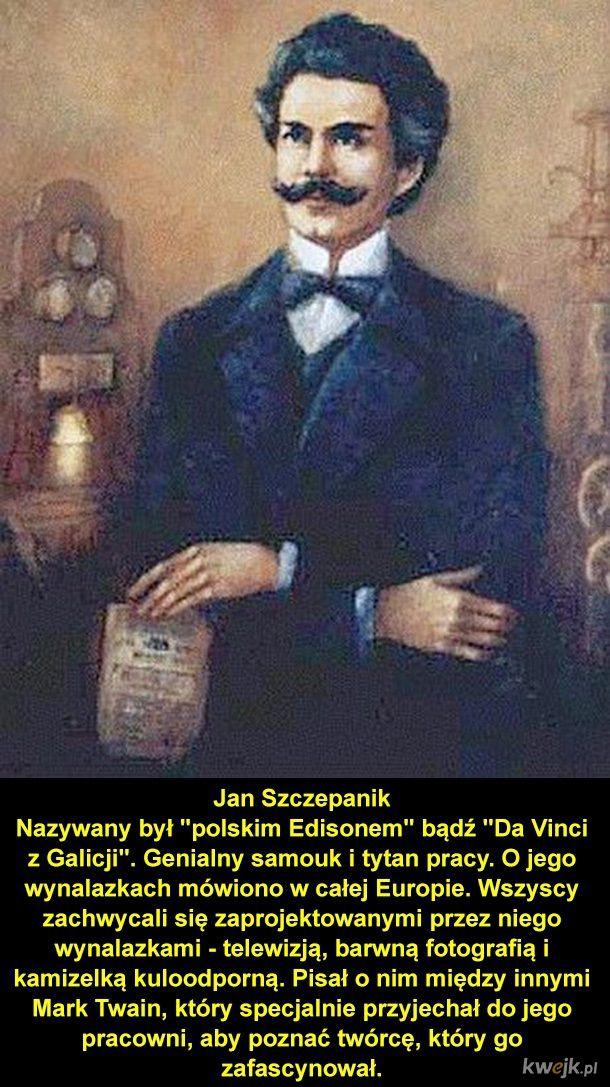 Polscy wynalazcy, o których niewielu już pamięta