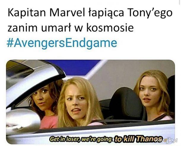 Wsiadaj przegrywie, jedziemy zabić Thanosa