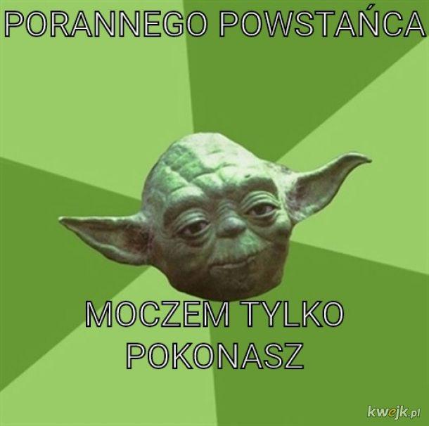 Yoda to wie