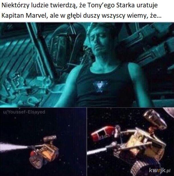 Avengersowe spekulacje