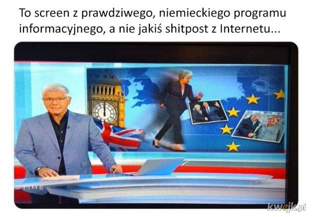 Niemiecki program informacyjny