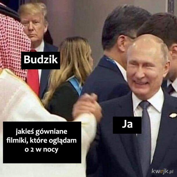 Budzik vs głupoty