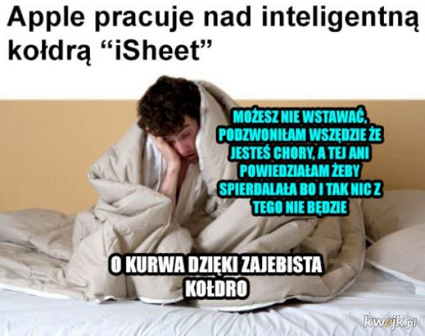 Inteligentna kołdra
